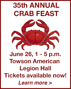 35th Annual Crab Feast